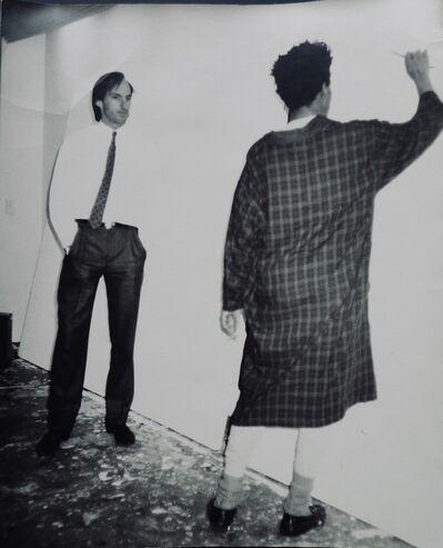 "Jean-Michel Basquiat, '""Untitled(Jon Gould & Jean Michel Basquiat)""', 1984-1986"