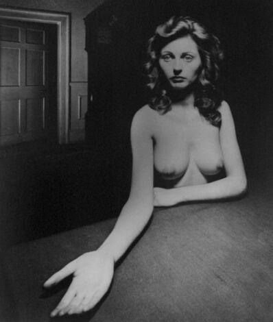 Bill Brandt, 'Micheldever (Nude), Hampshire', 1948