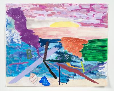 Chris Johanson, 'How'd I Even Get Here no. 6', 2015