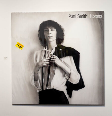 George Mead, 'Patty Smith - Horses', 2019