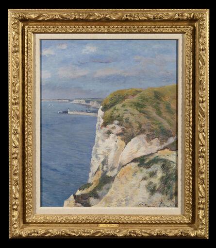 Victor Alfred Paul Vignon, 'Les Falaises', 1880-1909