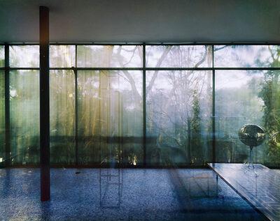 Michael Wesely, 'Casa de Vidro, São Paulo (17.4.2015 - 11.4.2016)', 2016