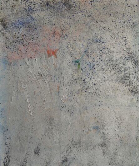 Reiner Heidorn, 'Milk Painting 2'