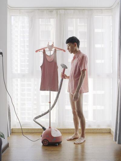Pixy Yijun Liao, 'A Study of A House Husband', 2018