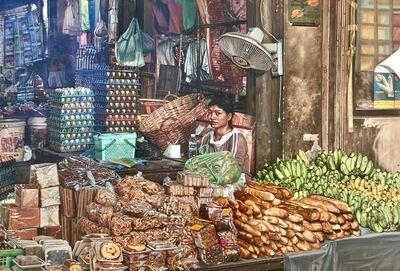 Anthony Brunelli, 'Cambodia Market', 2019
