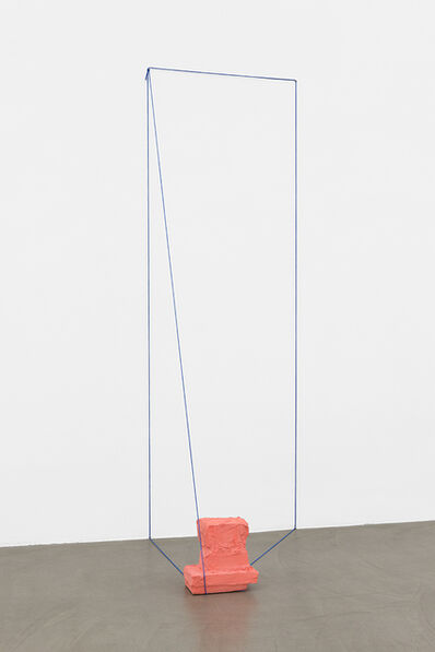 Rachel Harrison, 'Framing Device (Pink)', 2014
