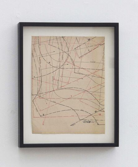 Paulo Bruscky, 'Poema Moldado # 7', 1976