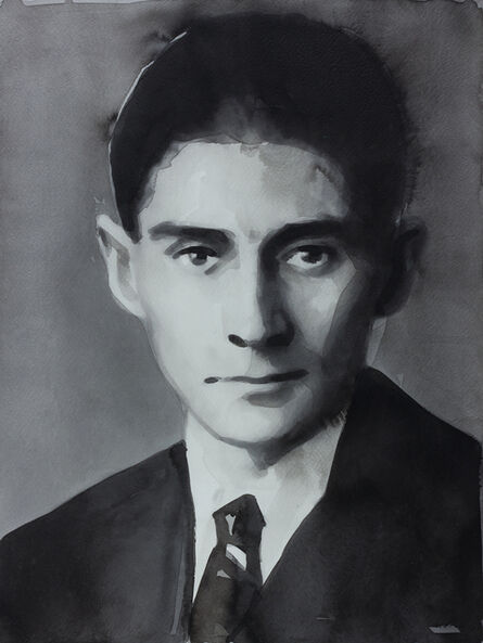 "Radenko Milak, 'From the series ""365 (Images of Time), 3 June 1924 - Franz Kafka dies', 2013"