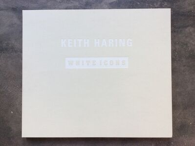 Keith Haring, 'White Icons (complete portfolio)', 1990
