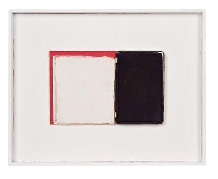 Camiel Van Breedam, 'Rood-wit-zwart', 2018