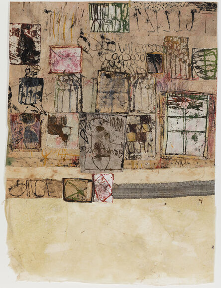 Hannelore Baron, 'Untitled', 1982
