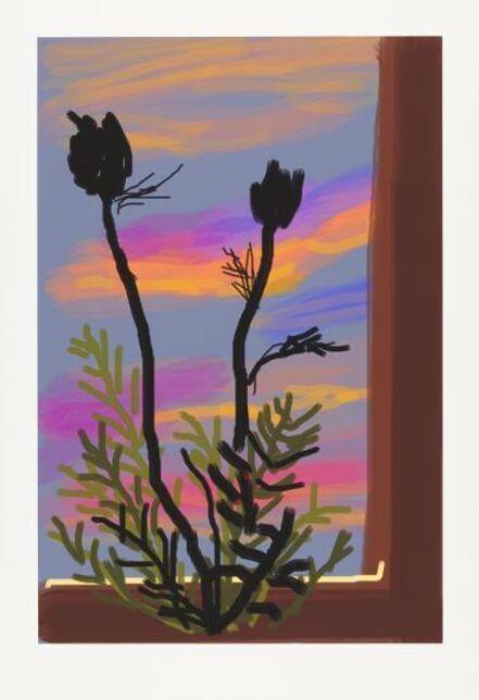 David Hockney, 'Early Morning', 2009