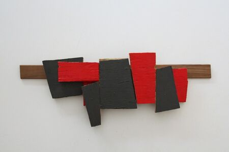 Richard Nonas, 'WP/MF,SD', 1979