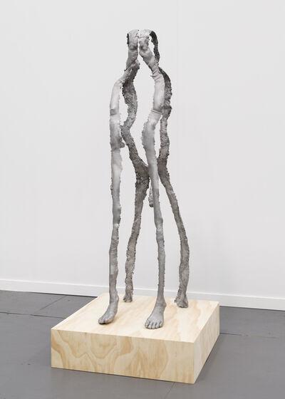 Naotaka Hiro, 'Four-Legged (Toe to Heel)', 2014