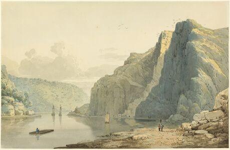 Francis Danby, 'Saint Vincent's Rocks and the Avon Gorge', 1815/1818