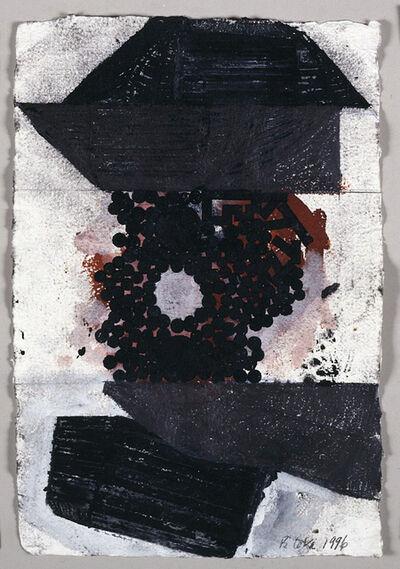 Barry Le Va, 'Untitled (Bunker Coagulations)', 1996