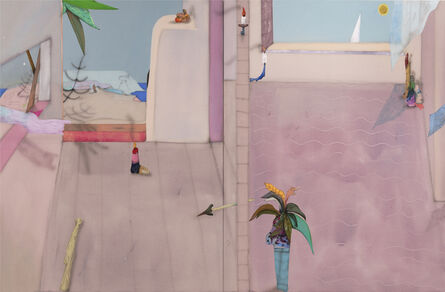 Fabian Treiber, 'Windswept', 2021