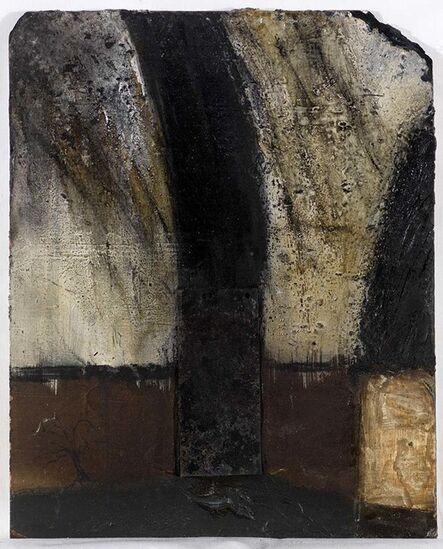 John Blackburn, 'Fire Painting XXIV', 2017-2018