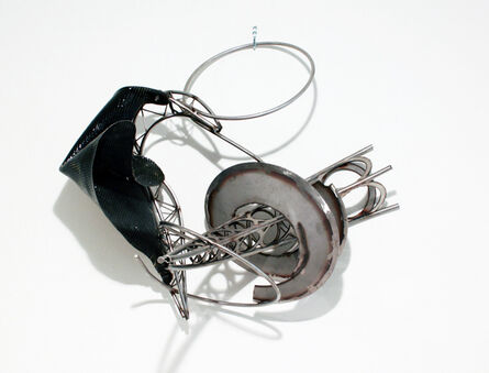 Frank Stella, 'ngebat', 2004