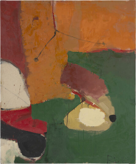 Richard Diebenkorn, '#2 (Sausalito)', 1949