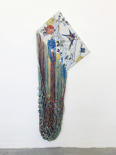 Aiko Tezuka, 'Mutterkuchen - 04 (Circulation) ', 2019