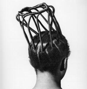 J.D. 'Okhai Ojeikere, 'Onile Gogoro Or Akaba', 1975