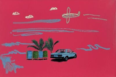 Adam Scott Umbach, 'Missing Travel', 2020