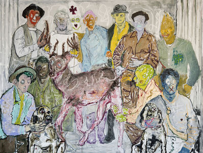 Farley Aguilar, 'Stag Party', 2015