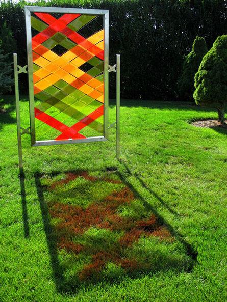 Arlene Slavin, 'Intersections, Gardens #1', 2014