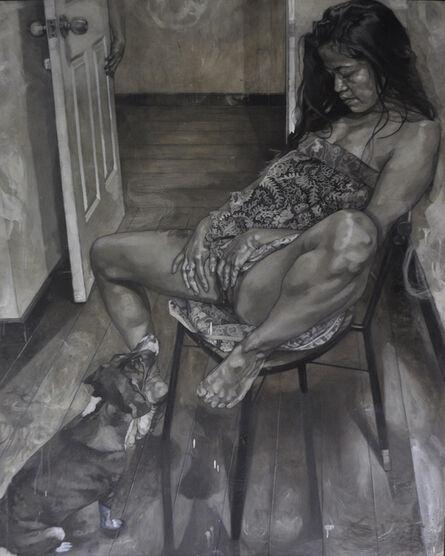 Kaloy Sanchez, 'Onania', 2014