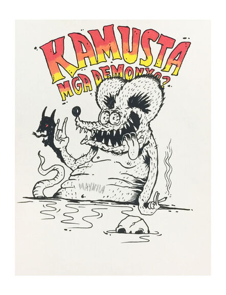 Auggie Fontanilla, 'Kamusta Ka?', 2020