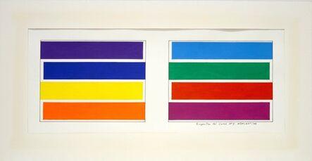 Waldo Balart, 'Espectro del color #7', 1982