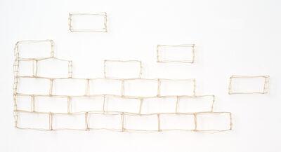 Franca Sonnino, 'Ombra del muro', 1986