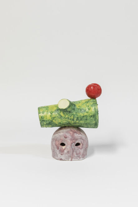 Wade Tullier, 'Owl with Fruit and Tree', 2020