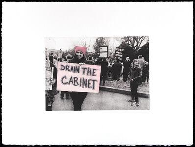 Soledad Salamé, 'Women's March V', 2017