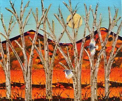 Peter Coad, 'Sentinels Study - Flinders Ranges', 2013-2014