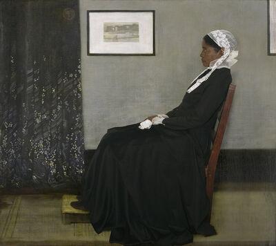 E2 - KLEINVELD & JULIEN, 'Ode to Whistler's Arrangement in Grey and Black No. 1', 2014