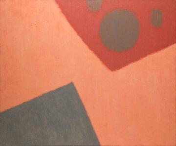 Jacob Kainen, 'Loomings II', 1991