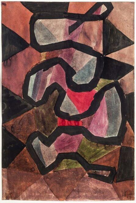 Johannes Itten, 'Komposition', 1957