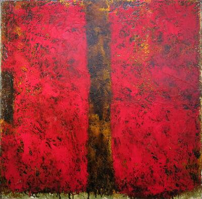 Jean McEwen, 'Blason du chevalier rouge', 1962
