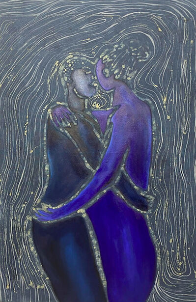 Sola Olulode, 'Every Night We Fall Deeper', 2021