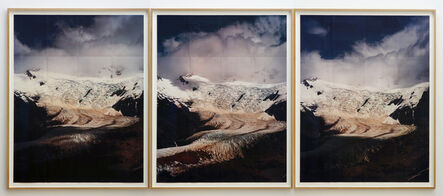 Adam Jeppesen, 'AR • Glacier Grande', 2015