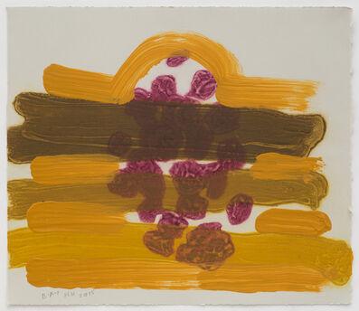 Howard Hodgkin, 'Grape Harvest', 2015-2016