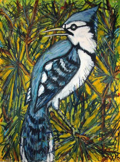 Frank X. Tolbert, 'Blue Jay '