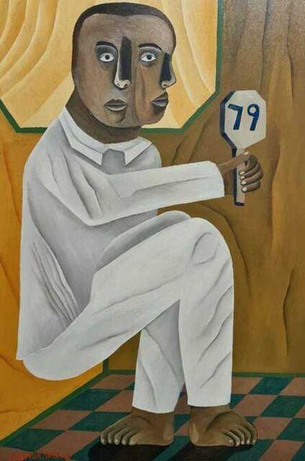 Salah Elmur, 'Innocent Prisoner No.79', 2020-2021