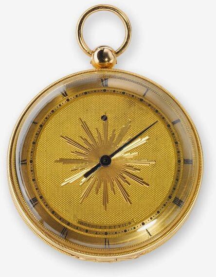 Abraham-Louis Breguet, 'Small (médaillon) subscription watch', 1806
