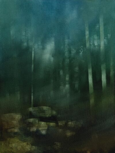Peter Brooke, 'Sheepfold', 2015