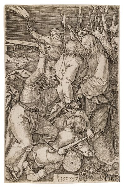 Albrecht Dürer, 'Four works from: The Engraved Passion'