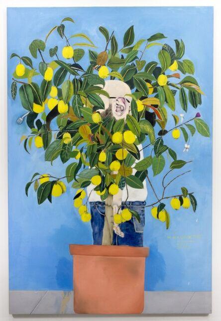 Michael Hilsman, 'M. In A Lemon Tree', 2017