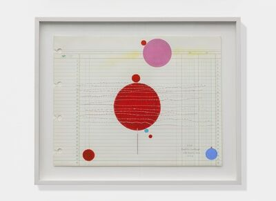 Elena del Rivero, 'Domestic Landscape with Tumeric, Cloud and Needle, #I', 2015